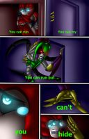 G you can't hide from me part 3 by TFomegastar