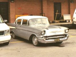 1957 Chevrolet by AndrewT