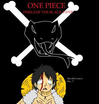 One Piece: Perils of the Black Viper- Poster by XfangheartX