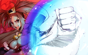 Jam Kuradoberi Fightstick Art by lonerurouni187