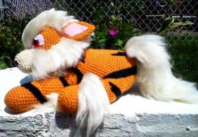 Jack Sparrow the Arcanine Plush