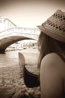 The View Of Venice by MiaSidewinder