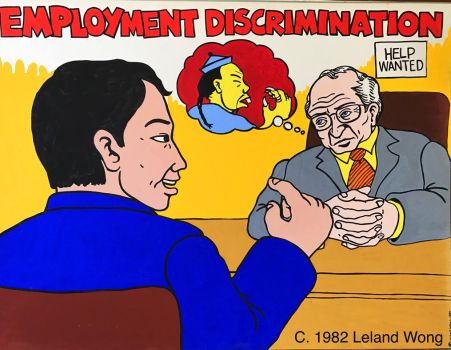 Employment Discrimination  by atowngraphics