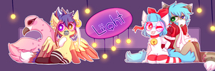 Youtube Banner by Liiqht