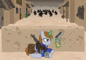 Littlepip - Fallout Equestria by Wisdom-Thumbs