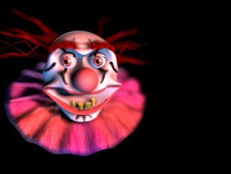 UglyClown by antrent