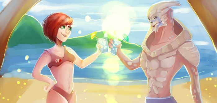 Summer by Spechie