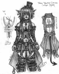 Concept Sketch: Heartless by The-Beautiful-Sin