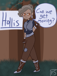 Hollis by PastelShock