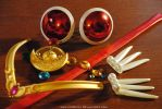 Sailor Moon crystal set by Hybryda