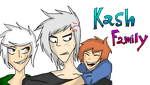 Kash Family by Cirque-Du-Freakz