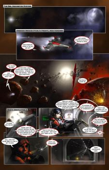 Galefire Chronicles - Page 1 Issue 1 by Michael-Galefire