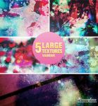 5 Large Textures - 2502 by Missesglass