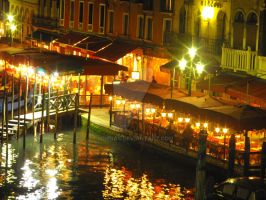 Venice by night 6 by Nordas
