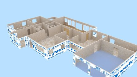 House WIP_01 by mocap