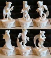 Pony Statue 3D print by aachi-chan