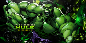 Hulk by Dsings