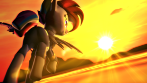 Alternate dash  sun chaser by CNClouddrop