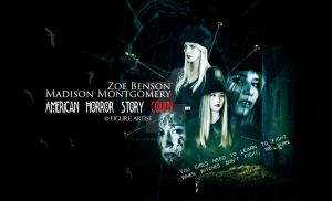 American Horror Story-Coven by Patatabollente