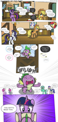 MLP:FiM - Shadows of the Past #23 by PerfectBlue97