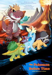 The Pokemon Before Time by Fishlover