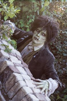 It's just a bunch of Hocus Pocus! - Billy Cosplay by NipahCos