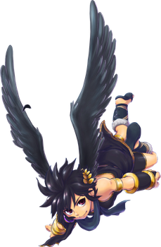 Dark Pit by RogueVincent