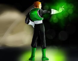 guy gardner again by jtraveller