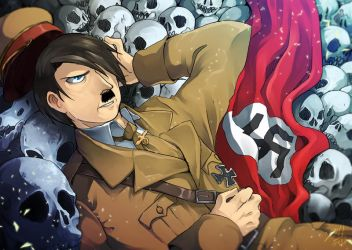 Hitler's mind by YinXiang