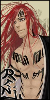 Bleach: Renji by 2beats