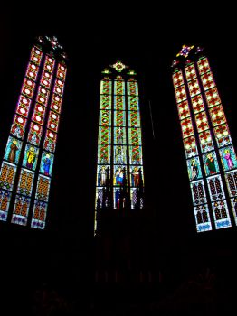 Stock Stained Glass Window 2 by Ariel87-Stock