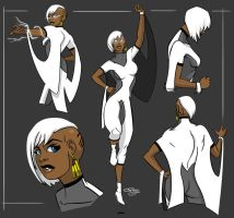 Storm by Gagoism