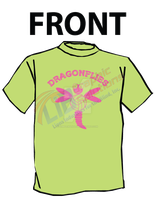 LIB - Dragonflies Volleyball Shirt by simplemanAT