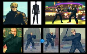 USFIV Cody As Albert Wesker By monkeygigabuster by DJ7493