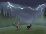 [Cont. Event] Jimothy - Caribou Hunting by Vontoko