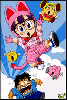 DR SLUMP by Sauron88