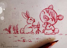 Like a Bunny by Loisa