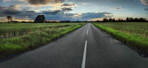 Down The Road by ChrisDonohoe