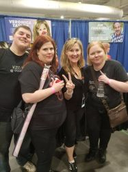 Meeting Veronica Taylor by Tyler3967