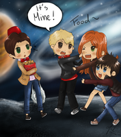 Doctor Who by akane3196