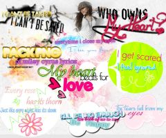 Pack Png Of Miley Lyrics by laughlikedemi