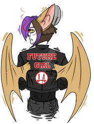 Future Girl by Bat13SJx