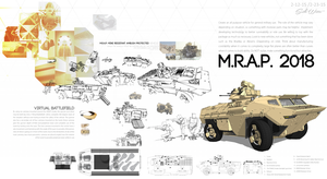 MRAP 2018 by Pixel-pencil