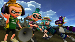 Where It All Started - Splatoon Actual by DeathR34PER