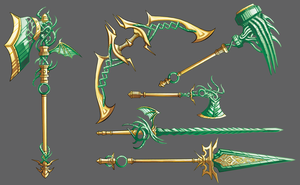 Dragonglass Weapon by self-replica