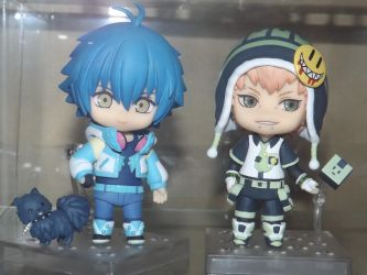 Aoba and Noiz by OppaFaustusStyle