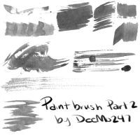 Paint Brush Part 2 by DeeMo247