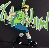 JSRF - Inthelittlewood by CatLuvsCookies