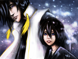 Kuchiki by nikea777