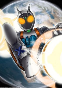The Power of Fourze Fusion by Yuuyatails